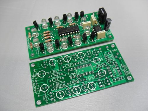 Bk116 Chaser Kit 16 Leds