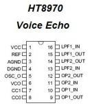 HT8970 Voice Echo IC