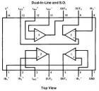 LM2900 Quad Op Amp