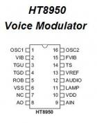 HT8950 Voice Modulator