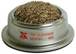 Brass Coil Soldering Iron Tip Cleaner
