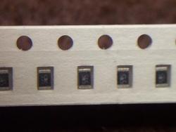 0805 SMT Resistor Low-Range Kit