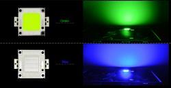 LED, 10 Watt, Blue