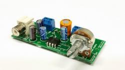 2.5-Watt Audio Amplifier Kit #5316 N-8 (IN=RCA & OUT=2 pin terminal)