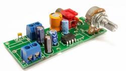 2.5-Watt Audio Amplifier Kit #5316 N-8 (IN=2 pin terminal & OUT=RCA)
