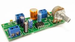 2.5-Watt Audio Amplifier Kit #5316 N-8 (IN=2 pin terminal & OUT=2 pin terminal)