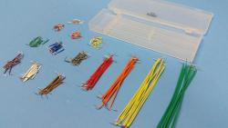 Breadboard Jumper Wire Pack 140 pieces