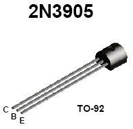 2n3905 Pnp Transistor Nightfire Electronics Llc