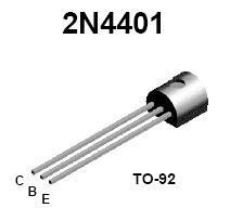 2N4401 - NPN Transistor