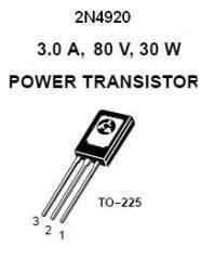 2N4920 - NPN Power Transistor