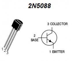 2N5088 - NPN Transistor