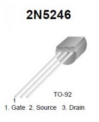 2N5246 N-Channel RF FET