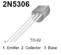 2N5306 - NPN Darlington Transistor