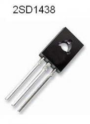 2SD1438 NPN Power Darlington Transistor