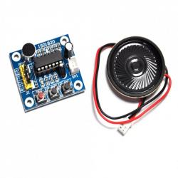 ISD1820 Sound Voice Recording Playback Module for Arduino