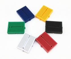 Solderless Breadboard Mini  - 170 Points (#1193)
