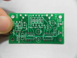 PCB Only - American Police Siren PCB