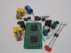 LM741 & LM555 DIP Design Kit