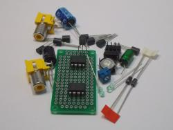 TL061 Single JFET Op Amp Design Kit