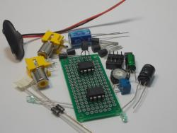 LM833N Audio Op Amp Kit (#1535)