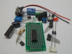 LM339 Quad Voltage Comparator IC