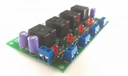 Relay x4 I/O Module Kit (#9999)