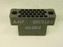 AMP Connector Housing - 4 Rows