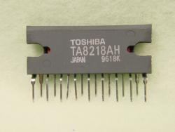 TA-8218AH 3-CH Audio Amplifier