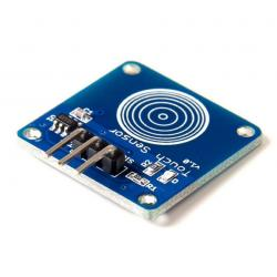 Single Capacitive Touch Switch Module