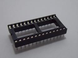 IC Socket - 28 Pin