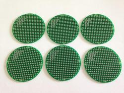 PCB Only - 2'' Round PCB (6-Pack)