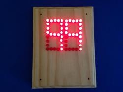 Scoreboard Deluxe - LED Up & Down Counter (#5624)