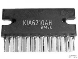 KIA-6210AH 20 Watt Audio Amplifier