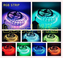 RGB LED Strip #5050 16 Feet w/ Remote Control