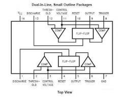 NE556 SMT Dual Timer