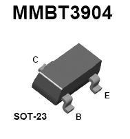 MMBT3904 SMT NPN Transistor