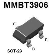MMBT3906 SMT PNP Transistor