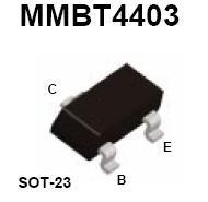 MMBT4403 SMT PNP Transistor