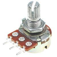 1K Potentiometer - 1/2 Watt, Linear, PCB or Panel Mount