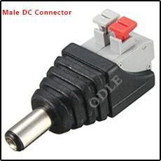 Female DC Power Jack to Terminals