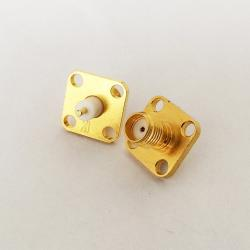 SMA Female Chassis Mount