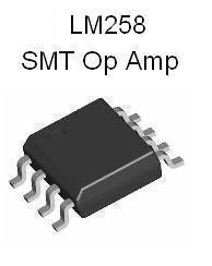 LM258 SMT Dual Op Amp