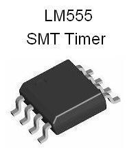 LM555 SMT Precision Timer