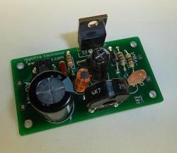 Adjustable Negative Power Supply Kit - LM337