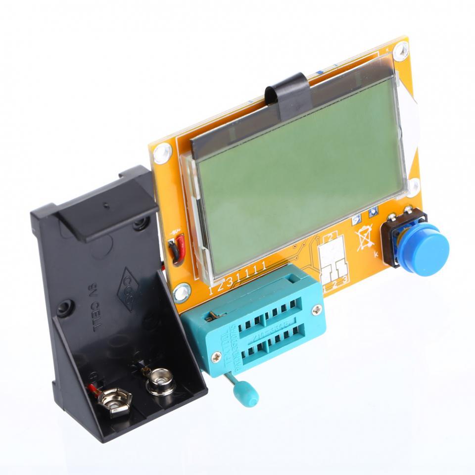 Low Cost Multi Component Tester Nightfire Electronics Llc Thyristor Function Kit