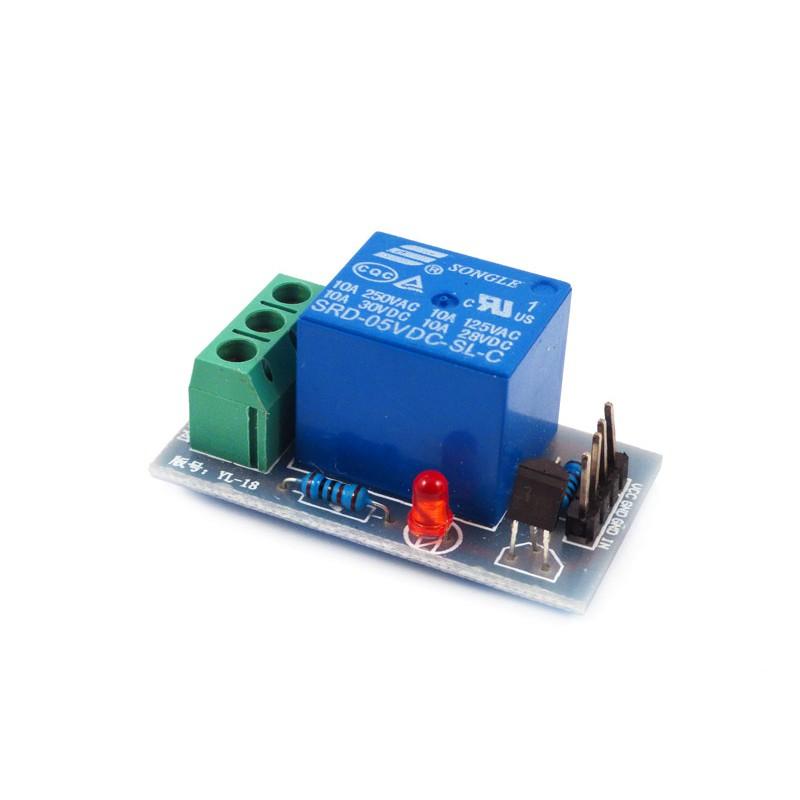 Single 12V Relay Module | NightFire Electronics LLC