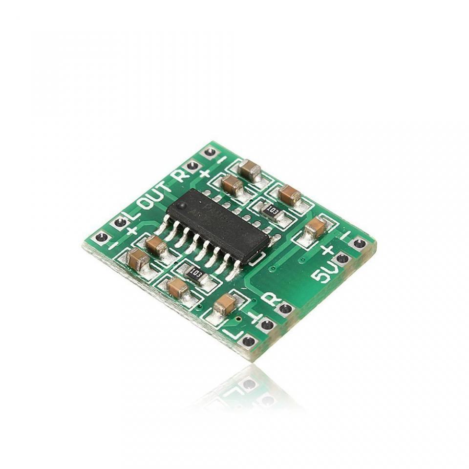 Pam8403 Mini Digital Stereo Amplifier 3Watt | NightFire