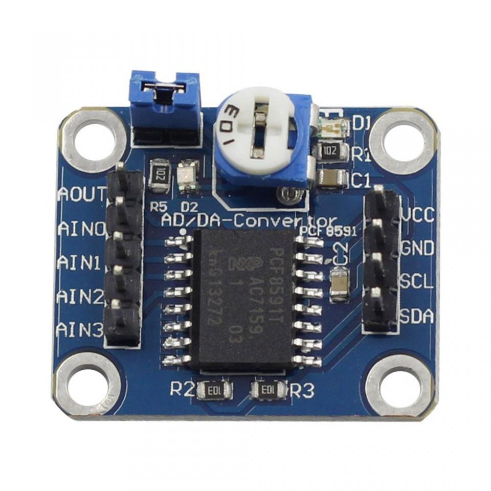 ad da converter sensor module nightfire electronics llc. Black Bedroom Furniture Sets. Home Design Ideas