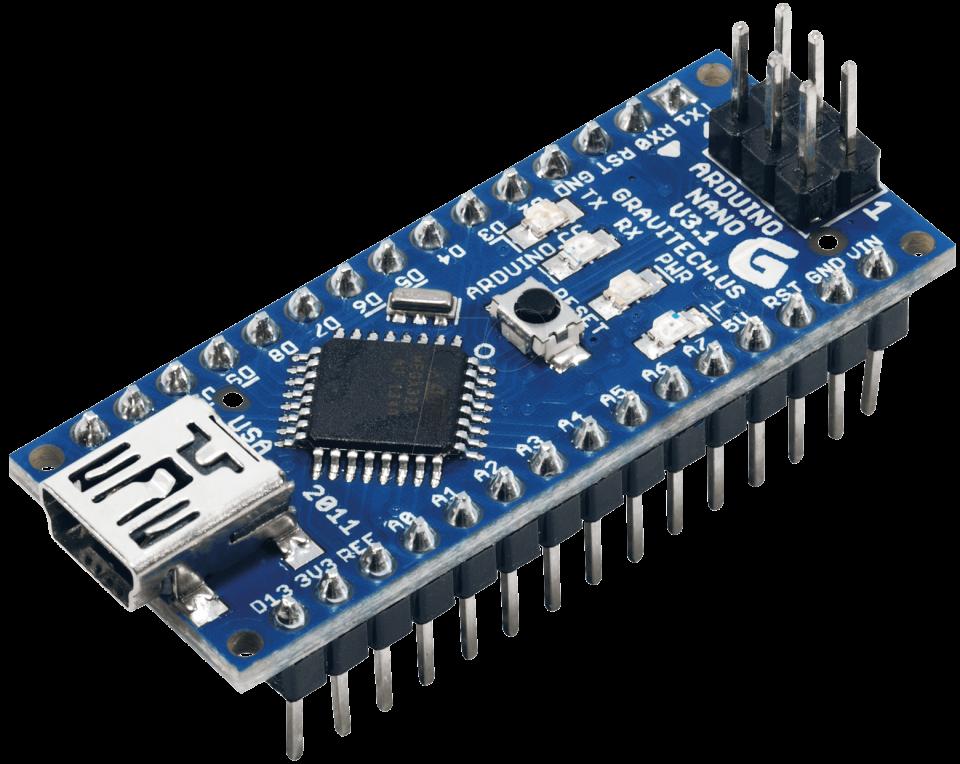 Arduino Nano 328p 9269 Nightfire Electronics Llc