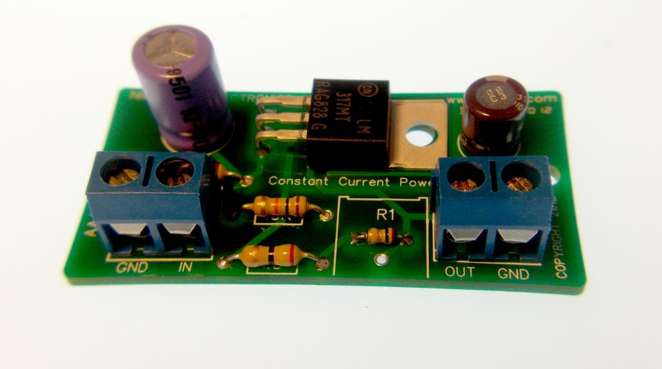 Constant-Current Battery Charger Kit | NightFire Electronics LLC